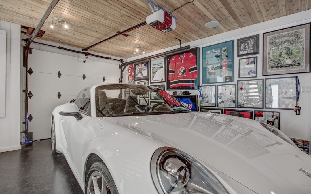 Renovate your… Garage?